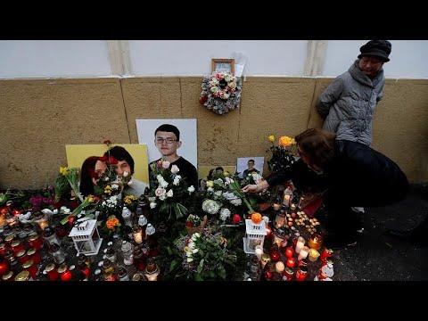 Σλαβακία: Απαγγέλθηκαν κατηγορίες για τη δολοφονία Κούτσιακ…