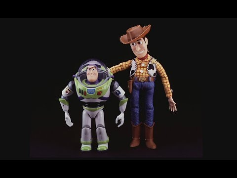 Picture Slide Show - Toy Story Merchandise from 1995!