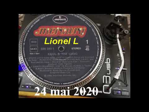 Stone Love (Club Mix) - KOOL AND THE GANG