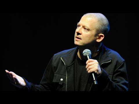 Jim Norton's on His New Comedy Special