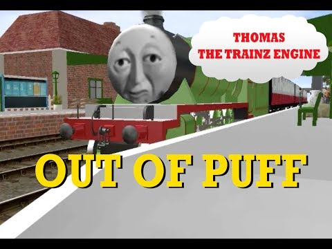 Download Thomas The Trainz Engine Ep 14 Out Of Puff Video 3GP Mp4