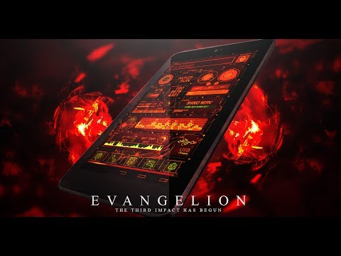 Video of Evangelion NERV - UCCW skin