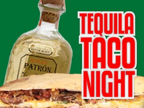 Tequila Taco Night