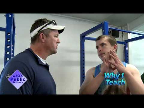 Why I Teach: Marc Yonts, Wa-Hi PE Teacher