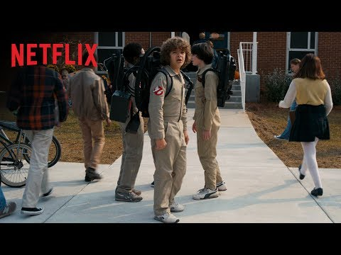 Stranger Things Season 2 Comic-Con Teaser