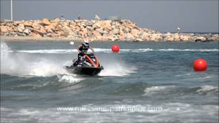 Canet En Roussillon France  city photos : Championnat de France de Jet Ski à Canet en Roussillon