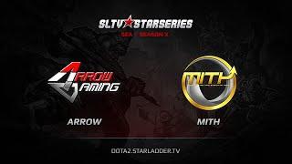 Arrow vs Signature, game 1