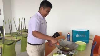 Video Cooking Class Gr. 8-1 Bosowa School Makassar : Food and Nutrition MP3, 3GP, MP4, WEBM, AVI, FLV Maret 2018
