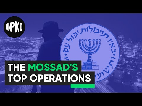 The Mossad: Inside the Missions of Israel's Elite Spy Agency
