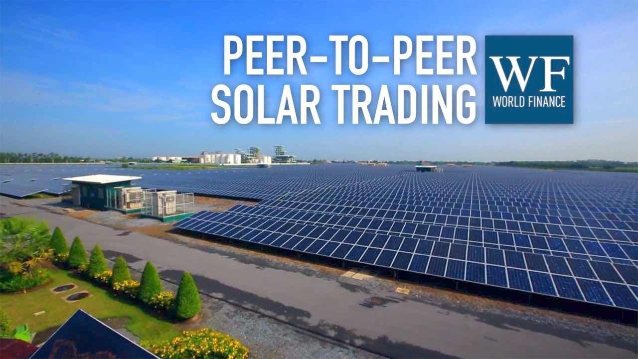 Peer-to-peer solar energy trading coming soon to Bangkok from BCPG | World Finance