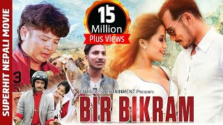 "Video New Nepali Movie - ""BIR BIKRAM"" Full Movie 