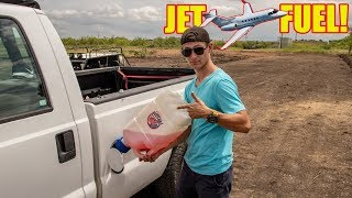 Download Video We Put JET FUEL In Our Diesel Truck! MP3 3GP MP4
