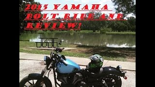 10. 2015 Yamaha Bolt Ride and Review -  2015 yamaha star bolt 950cc