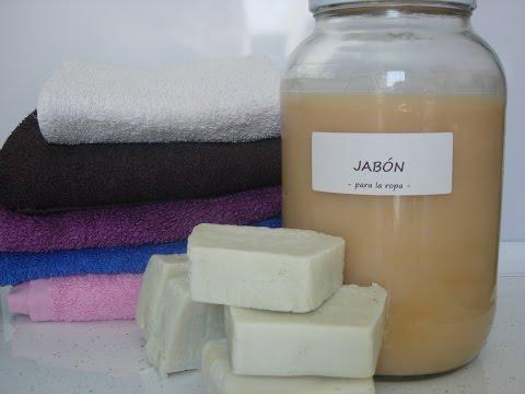 Jabon lavadora y lavavajillas - Jabon natural para lavadora ...