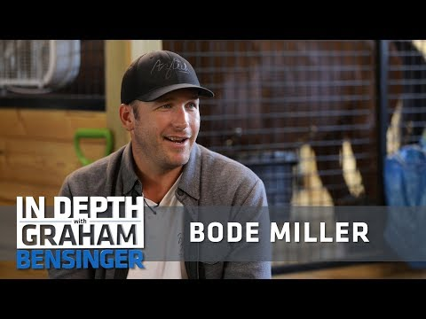 Bode Miller: I want to be a stay-at-home dad