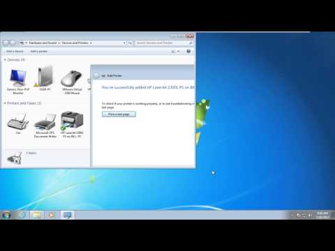 How to Add a Network Printer in Windows