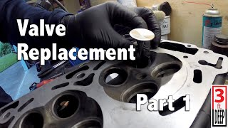 1. How To: Sea-Doo 4-TEC Engine Valve Replacement (Part 1 of 2)