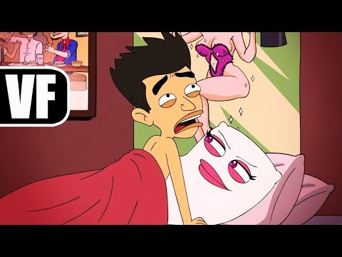 BIG MOUTH Bande Annonce VF (Serie TV 2017) Netflix
