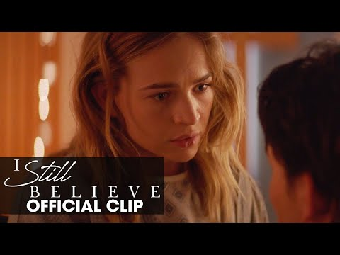"I Still Believe (2020 Movie) Official Clip ""I'm So In"" 
