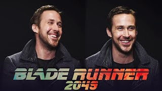 Video Ryan Gosling Can't Stop Laughing at Harrison Ford's Jokes | Funny Moments MP3, 3GP, MP4, WEBM, AVI, FLV April 2018
