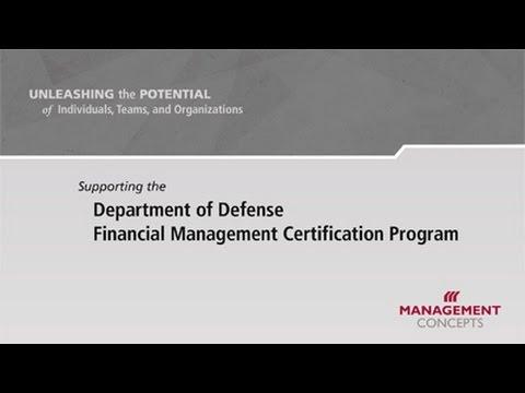 DoD FM Connect Certification (видео)