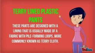Plastic pants or panties are undergarments that are made of plastic, vinyl, or traditional rubber. They are usually worn over a diaper to disallow the penetration of any liquid or solid waste that might leak through ordinary fabric. For more fashion tips from professional textile manufacturers, visit us! http://thegulatigroup.com/about-the-gulati-group/