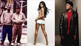 Pete Rock & CL Smooth vs.  LL Cool J.  feat. Amerie - Take You 2 Paradise