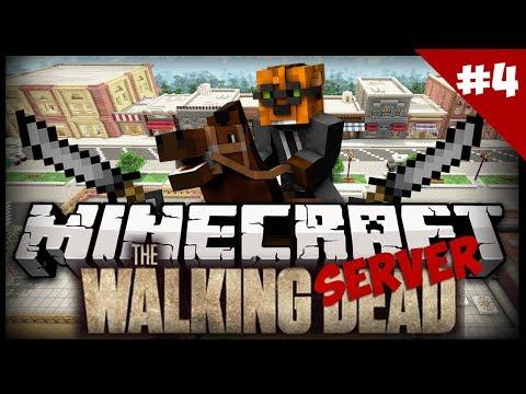 """""""Atlanta"""" The Walking Dead SERVER #4 (Crafting Dead Minecraft Server)"""