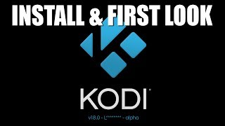 KODI 18 Leia INSTALL & SETUP FIRST LOOK!In this KODI Tutorial I will be showing you how to download and install KODI 18 Leia the new nightly build of KODI. Nightly builds are made on a daily basis and contain the most recent changes. These should be considered unstable for daily usage and should only be used for to help us find possible issues to provide more stable monthly builds and in the end a stable final release.What do you think of KODI 18 Leia so far?KODI 18 Leia Download Link: https://kodi.tv/downloadNEW ComputerSluggish Plus Channel: https://www.youtube.com/channel/UCDGkYY98rV-0ZgOAkBpZFxADonate Now! https://paypal.me/computersluggish (All Donations Are A Big Help At Making My Channel Grow.)#KODI#KODI18#Leia#KODILeia