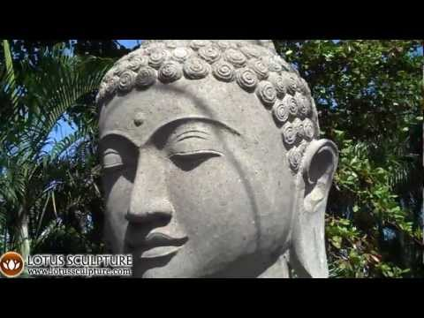 Large Garden Buddha Sculpture 95