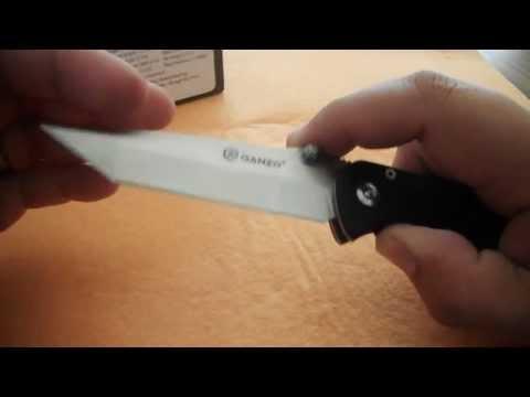 Відеоогляд ножа Ganzo G714