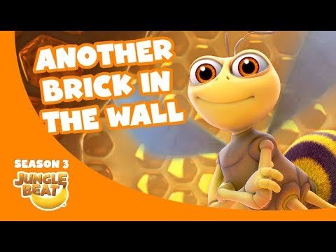 Another Brick In The Wall – Jungle Beat Season 3 #6
