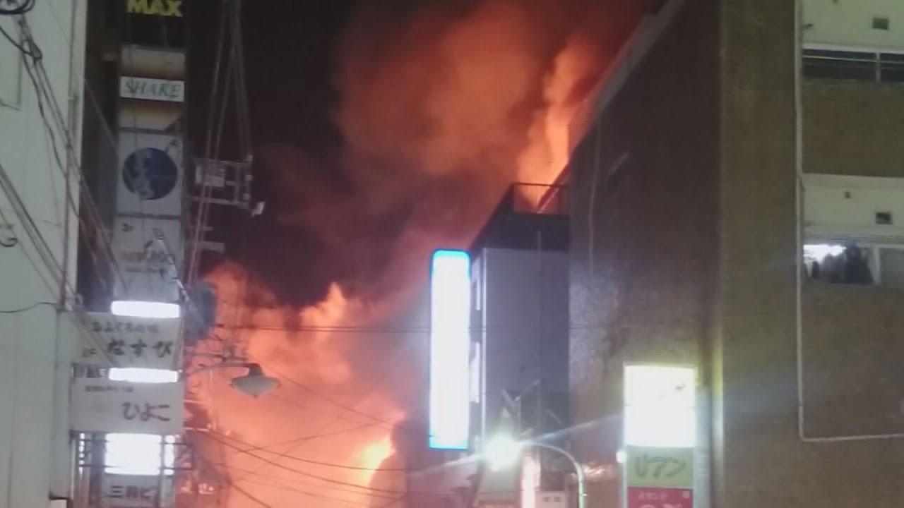 เกิดเหตเพลิงไหม้เมดคาเฟ่ มีผู้เสียชีวิตสามราย