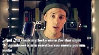 Video Leroy Sanchez - Say You Won´t Let Go lyrics traducida (James Arthur cover) download in MP3, 3GP, MP4, WEBM, AVI, FLV Februari 2017