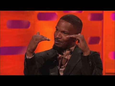 Jamie Foxx Funny Moments On The Graham Norton Show