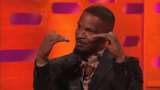 Video Jamie Foxx Funny Moments On The Graham Norton Show MP3, 3GP, MP4, WEBM, AVI, FLV Oktober 2018