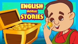 English Moral Stories  Story Compilation For Kids  Tia And Tofu Stories  Kids Hut