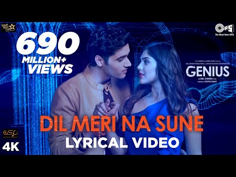 Video Dil Meri Na Sune Lyrical - Genius | Utkarsh, Ishita | Atif Aslam | Himesh Reshammiya | Manoj download in MP3, 3GP, MP4, WEBM, AVI, FLV January 2017