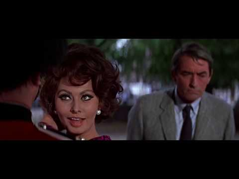 What a Glorious Feeling: The Films of Stanley Donen - Arabesque Trailer