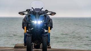 6. 2019 Yamaha Niken GT MC Commute Review