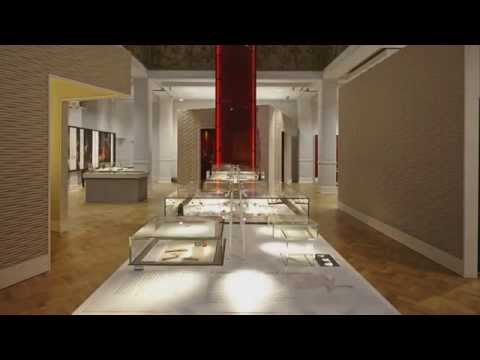 Video tour of new Staffordshire Hoard Gallery – Birmingham