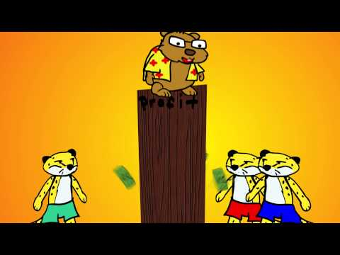 Marvin the Wombat - Ep. 4, Ponzi Schemes