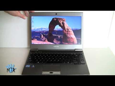 Toshiba Portege Z830 Review