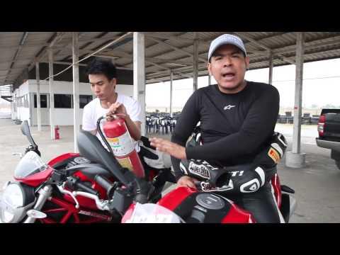 Test Ride Superbike vol 24 Ducati Monster 795 VS Monster 796