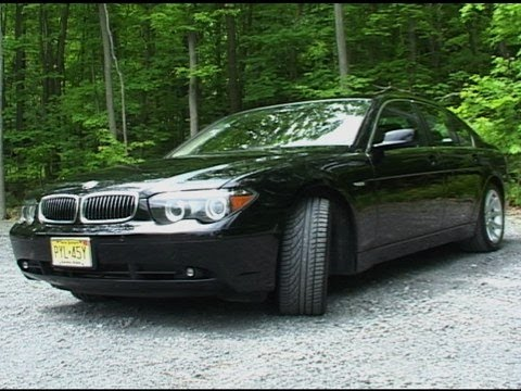 2002-2008 BMW 7 Series Pre-Owned Vehicle Review – WheelsTV