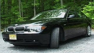 2002-2008 BMW 7 Series Pre-Owned Vehicle Review - WheelsTV