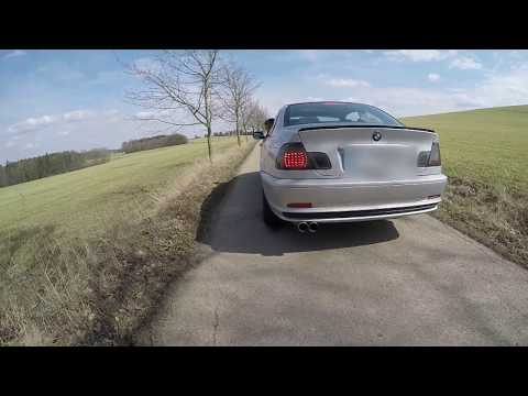 BMW E46 328Ci launch control
