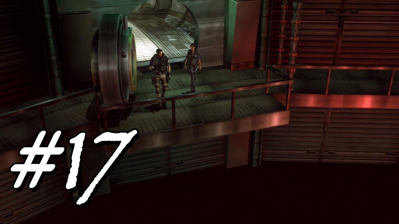 [Let's Play] Resident Evil Revelations – 17 – Die rote Flut