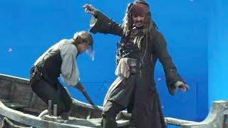 映画『パイレーツ・オブ・カリビアン/最後の海賊』特別映像2