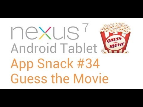 Video of Guess The Movie